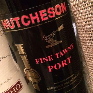 Hutcheson Fine Tawny Port