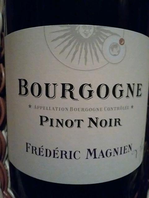 Frédéric Magnien Bourgogne Pinot Noir