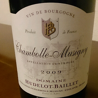 Dom. Hudelot Baillet Chambolle Musigny