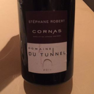 Dom. du Tunnel (Stéphane Robert) Cornas(ドメーヌ・デュ・テュネル コルナス)