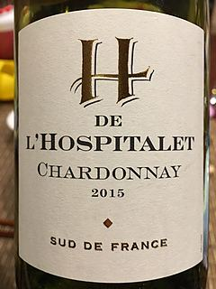 H de l'Hospitalet Chardonnay