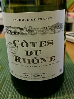 Paul Sapin Côtes du Rhône