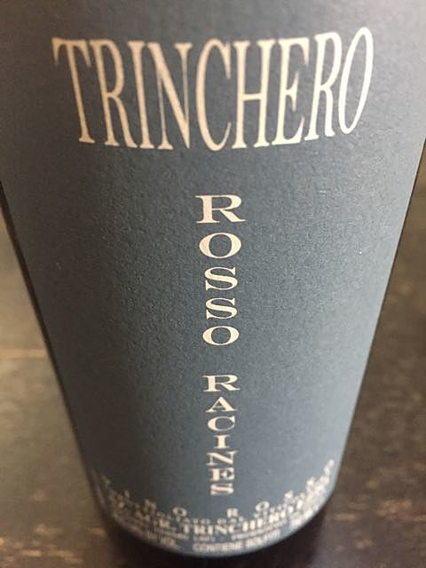 Trinchero Rosso Racines(トリンケーロ ロッソ・ラシーヌ)