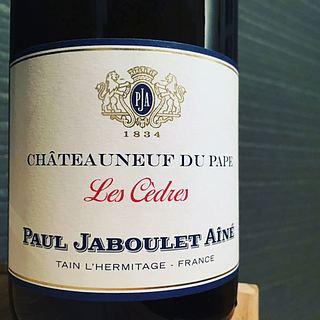 Paul Jaboulet Ainé Châteauneuf du Pape Les Cèdres Rouge
