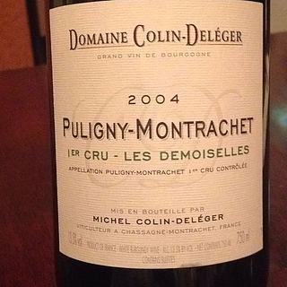 Dom. Colin Deléger Puligny Montrachet 1er Cru Les Demoiselles