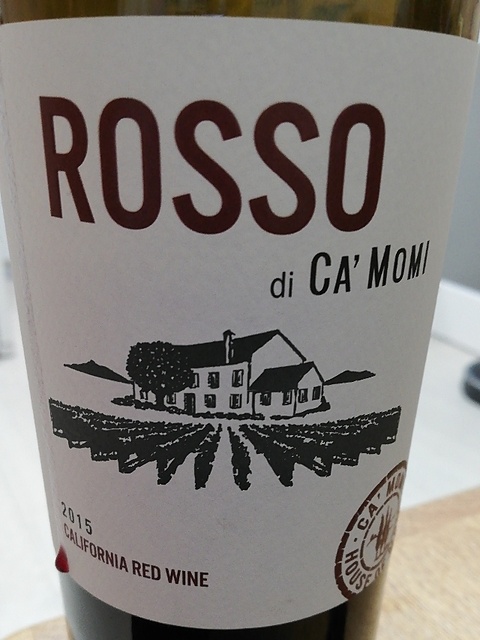 Rosso di Ca' Momi(ロッソ・ディ・カ・モミ)