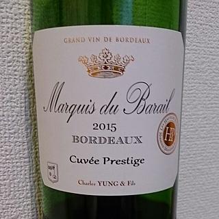 Marquis du Barail Cuvée Prestige