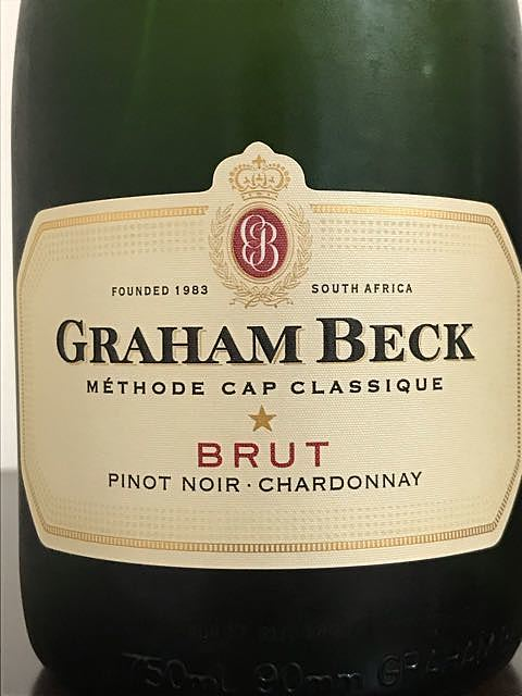 Graham Beck Brut(グラハム・ベック ブリュット)