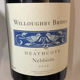 Willoughby Bridge Nebbiolo