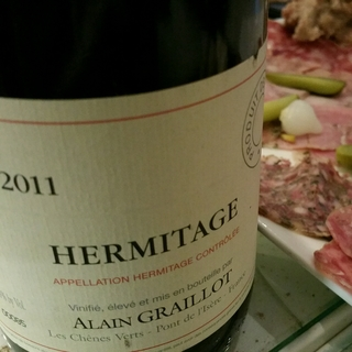 Dom. Alain Graillot Hermitage Rouge