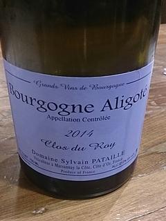 Dom. Sylvain Pataille Bourgogne Aligoté Clos du Roy