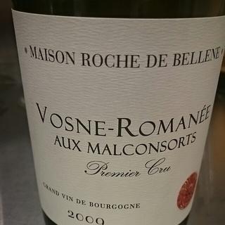 Maison Roche de Bellene Vosne Romanée Aux Malconsorts 1er Cru