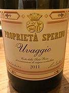プロプリエタ・スペリーノ ウヴァッジオ(2011)