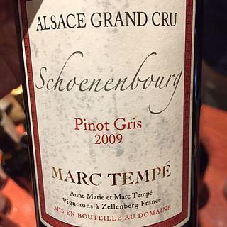 Marc Tempé Pinot Gris Schoenenbourg
