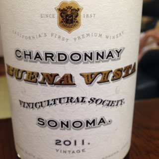 Buena Vista Chardonnay Sonoma
