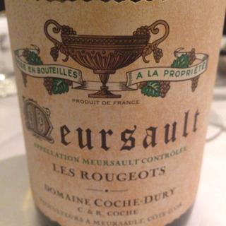 Dom. Coche Dury Meursault Les Rougeots