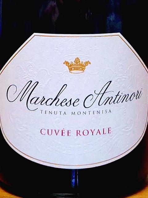 Marchese Antinori Cuvée Royale(マルケーゼ・アンティノリ キュヴェ・ロワイヤル)
