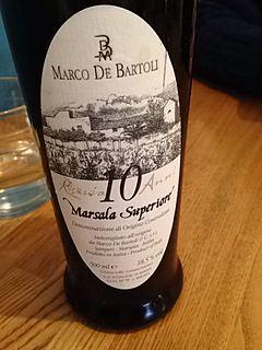 Marco de Bartoli Marsala Superiore Riserva 10 anni