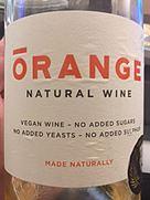 Cramele Recaș Orange Natural Wine