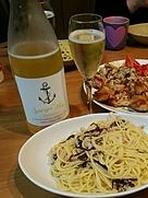 Sanyo Wine Delaware Pétillant 上澄みバージョン(2018)