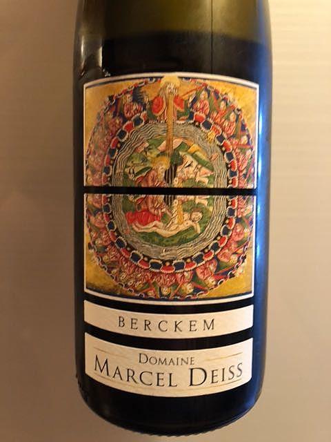 Marcel Deiss Berckem