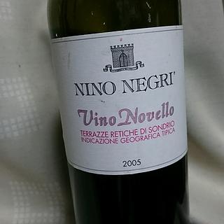 Nino Negri Vino Novello Terrazze Retiche di Sondrio