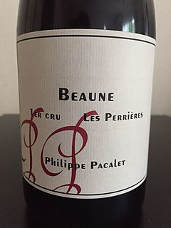 Philippe Pacalet Beaune 1er Cru Les Perriéres