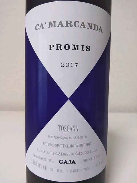 Gaja Ca'marcanda Promis