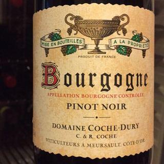 Dom. Coche Dury Bourgogne Pinot Noir