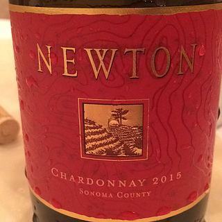 Newton Red Label Chardonnay Sonoma County(ニュートン レッド・ラベル シャルドネ ソノマ・カウンティ)