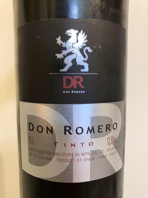Don Romero Tinto(ドン・ロメロ ティント)