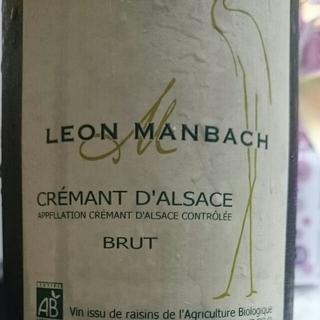 Leon Manbach Crémant d'Alsace Brut