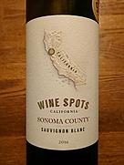 ワイン・スポット スノマ・カウンティ ソーヴィニヨン・ブラン(2016)