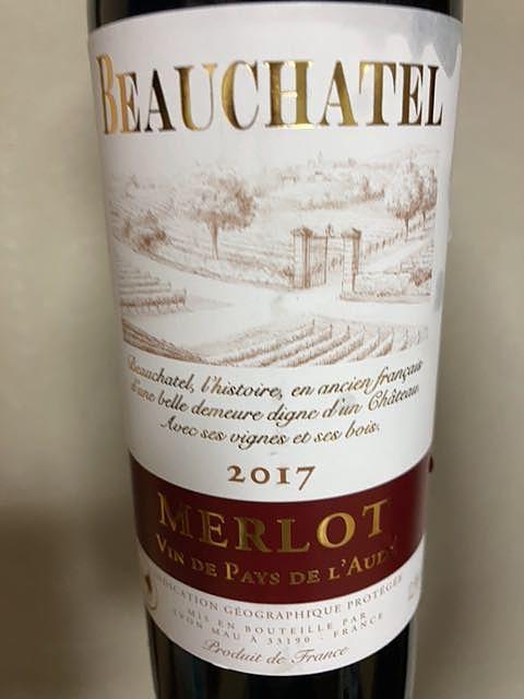 Beauchatel Merlot