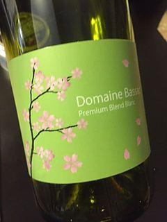 Dom. Bassac Premium Blend Blanc(ドメーヌ・バサック プレミアム・ブレンド・ブラン)
