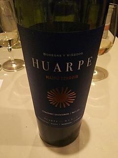 Huarpe Maipu Terroir Cabernet Sauvignon Merlot(ウアルペ マイプ・テロワール カベルネ・ソーヴィニヨン メルロー)