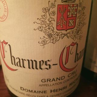 Dom. Henri Richard Charmes Chambertin Grand Cru