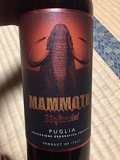 Mammoth Zinfandel(マンモス ジンファンデル)