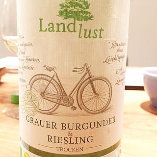 Landlust Grauer Burgunder & Riesling Trocken