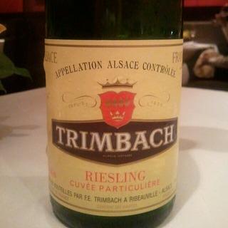 Trimbach Riesling Cuvée Particulière