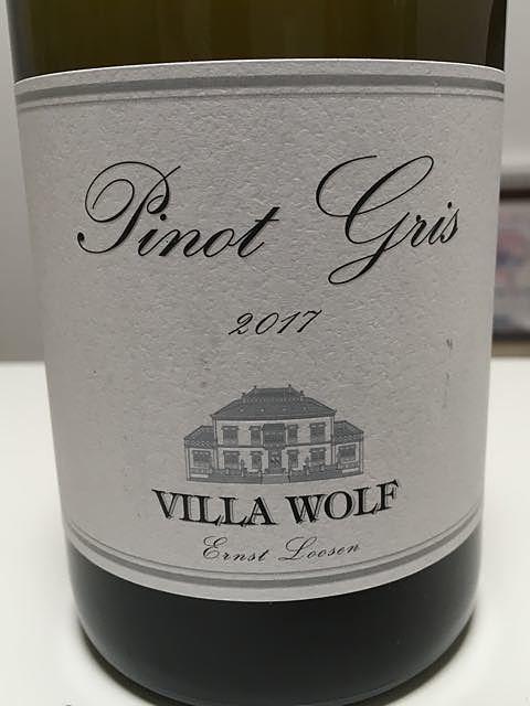 Villa Wolf Pinot Gris(ヴィラ・ヴォルフ ピノ・グリ)