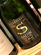シャンパーニュ・サロン(2002)
