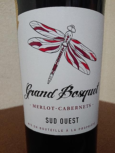 Grand Bosquet Merlot Cabernets(グラン・ボスケ)