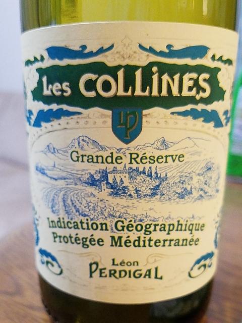 Léon Perdigal Les Collines Blanc(レオン・パルディガル レ・コリン ブラン)