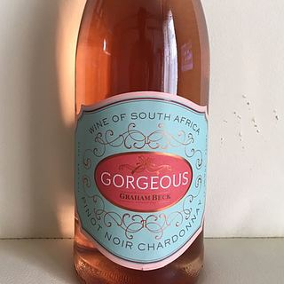 Graham Beck Gorgeous Brut Rosé