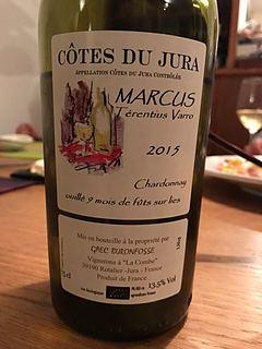 Buronfosse Côtes du Jura Marcus Térentius Varro
