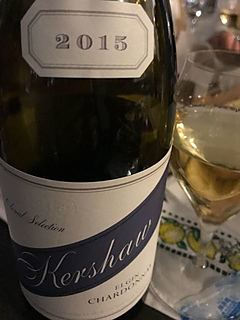 Richard Kershaw Elgin Chardonnay Clonal Selection(リチャード・カーショウ エルギン シャルドネ クローナル・セレクション)