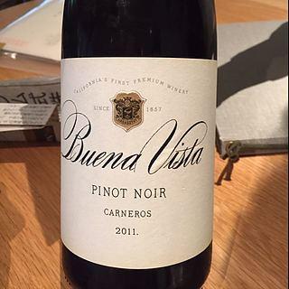 Buena Vista Carneros Pinot Noir(ブエナ・ヴィスタ カーネロス ピノ・ノワール)