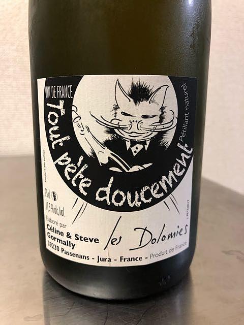 Les Dolomies Tout pète doucement(レ・ドロミー トゥー・ペッ・ドゥースモン)