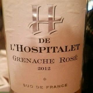 H de l'Hospitalet Grenache Rosé